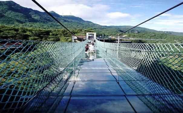 玻璃吊桥定制设计价格如何计算