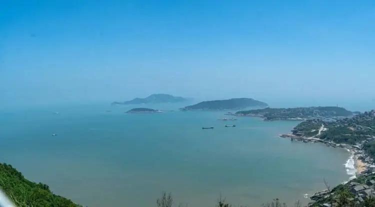 温岭山海之韵景区旅游攻略